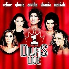VH1 Divas Live [Limited] by Various Artists (CD, Oct-1998, Sony Music...