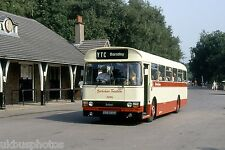 Yorkshire Traction No.386 Heaton Park Manchester 1991 Bus Photo