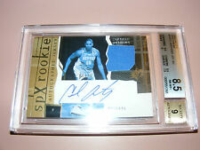 2003-04 CARMELO ANTHONY 01/25 SPX SPECTRUM JERSEY AUTO THIS IS THE NUMBER 1 !!!