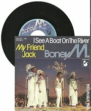 "Boney M., My friend jack, G/VG  7"" Single 999-570"