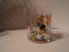 Glas / verre: Asterix - *1995*Goscinny-Uderzo (nutella)