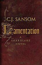 Lamentation (Shardlake series, Book 6) Audio CD –by C. J. Sansom (Author)