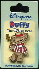 Duffy - Dancing in Victorian Hat and Cane - DLP DLRP Paris Disney Pin 97433