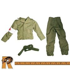 Elite Force Medic - Uniform Set w/ Scarf - 1/6 Scale - BBI Action Figures