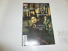 THE X-FILES Comic - Vol 1 - No 0 - Date 1996 - Pilot Episode - Topps Comic
