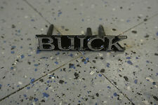 "1986-87 Buick Regal Grand National ""BUICK"" Grille Emblem 25526879"
