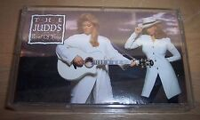 NM 1989 The Judds River Of Time Cassette