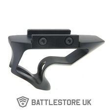 Airsoft shift style court angle foregrip fore grip airsoft rifle UK Noir