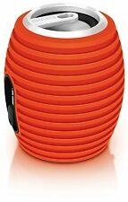 Philips SBA3010ORG/00 Soundshooter Rechargeable Portable Speaker ORANGE