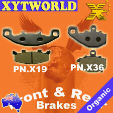 FRONT REAR Brake Pads for Kawasaki ZRX 400 ZR 1994-1995