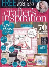 Crafter's Inspiration Magazine - Spring 2017 - Issue 13 - Crafter's Companion