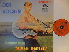 Tommy Kent - Susie Darlin' - LP 1980 D - Bear Family BFX 15041