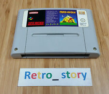 Super Nintendo SNES Alfred Chicken PAL