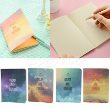 New Fantastic Star Sky A6 Notebook Diary Book Exercise Composition Notepad