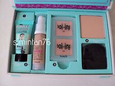 "BENEFIT Cosmetics "" How To Look The Best At Everything ""Kit Set ( Medium Shade)"