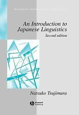 An Introduction to Japanese Linguistics (Blackwell Textbooks in Linguistics), Na