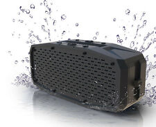 Portable Bluetooth Outdoor Waterproof Shockproof Stereo Speaker Loud HD Sound
