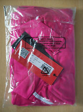 Top Bjorn Borg Tanya Short Sleeve Polo Shirt Pink Glow X-Small New Sealed + Tags