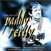 PADDY REILLY THE BEST OF PADDY REILLY CD IRISH FOLK Fields Of Athenry