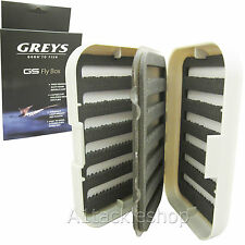 Greys GS Large Fly Fishing Trout Flies Box GGSFBL