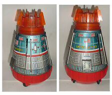 NASA HORIKAWA Tin USA TOY Space Ship - Battery Operated Space Ship - japan