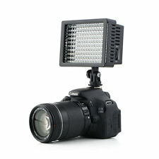 160 LED Studio Video Light For Canon Nikon Camera DV Camcorder Photography B9