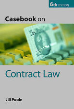 Casebook on Contract Law, Jill Poole