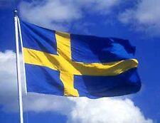 SWEDEN SWEDISH SVENSK FLAGG SVERIGE NATIONAL FLAG