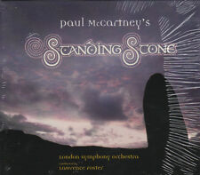 Paul McCartney Standing Stone Canada Import CD Still Sealed BMG