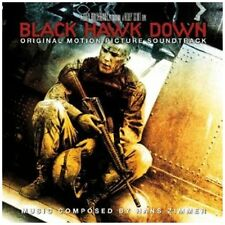 Ost - Black Hawk Down (hans Zimmer)     Dh NEW CD