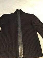 Men's Designer Fendi Woollen Jumper/ Jacket