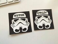Stormtrooper Oakley, Hutch bmx  decals- Old school BMX