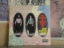 KEEF HARTLEY BAND, BATTLE OF NORTH WEST SIX - UK DERAM LP SML 1054