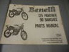 Benelli Parts List Manual Panther 125 Banshee 90