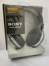 Sony MDRXD100 Stereo Headphones Long Cord MDR-XD100 NEW