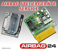 Nissan Micra Note Murano Navara Airbag Steuergerät Reparatur Fehlerdiagnose