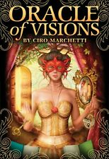 NEW Oracle of Visions Cards Deck Ciro Marchetti