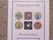 50% Off Cross-Stitch-Art X-stitch chart - Sacred Mandalas