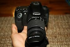 NEW Canon EOS 60D 18.0 MP SLR With 18-55mm STM (3 LENSES)