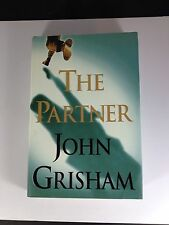 The Partner By John Grisham First Edition Hardcopy 1997