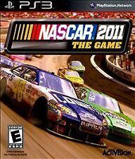 NASCAR The Game 2011 Sony Playstation 3 PS PS3 11 2K11