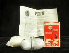 Vintage E-Z Magic Its Amazing & Mystifying MIRACLE EGG  NIB