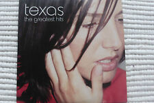 Texas Greatest Hits Promo CD