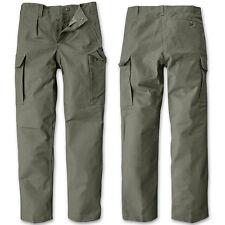 Original german army Bundeswehr  pants  oliv moleskin  NEW item Size: 32/32=S