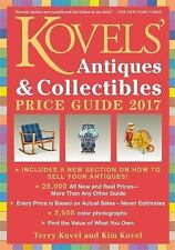 Kovels' Antiques and Collectibles Price Guide 2017 by Kim Kovel and Terry...