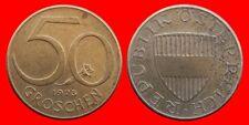 50 GROSCHEN 1973 AUSTRIA-18636