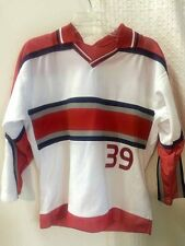 Reebok Youth NHL Jersey Redwings Dominik Hasek White CCM sz L/XL