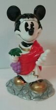 Disney Minnie Mouse Ceasars Las Vegas Exclusiclve Ceramic Figure - FREE SHIP