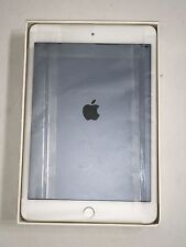 """Apple iPad mini 4 7.9"""" Tablet 64GB Wi-Fi Gold MK9J2LL/A"""