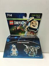 Lego Dimensions Fun Pack 71233 Ghostbusters Stay Puft Neu&OVP sofort lieferbar